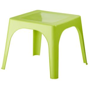 Kinder-Gartentisch (59x59, grün)
