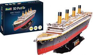 3D Puzzle - RMS Titanic - 113 Teile