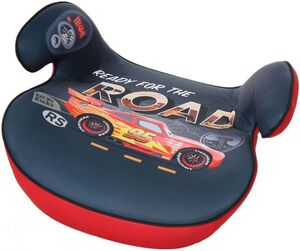 Sitzerhöhung Junior - Cars -Motiv