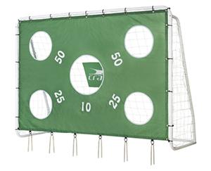 crane®  Fußballtor mit Torwand