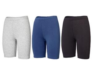 blue motion Jersey Shorts