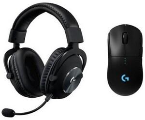 PRO X Gaming Headset schwarz inkl. PRO