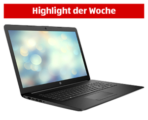 "Notebook 43,9 cm (17,3"") HP 17-by0535ng"