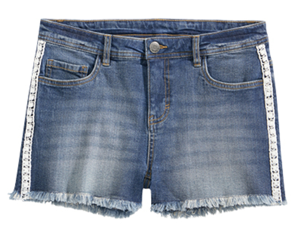 blue motion Jeans-Shorts