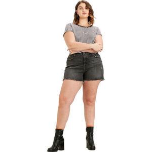 "Levi's® Shorts ""Plus 501 ORIGINAL"", Regular-Fit, unifarben, für Damen"