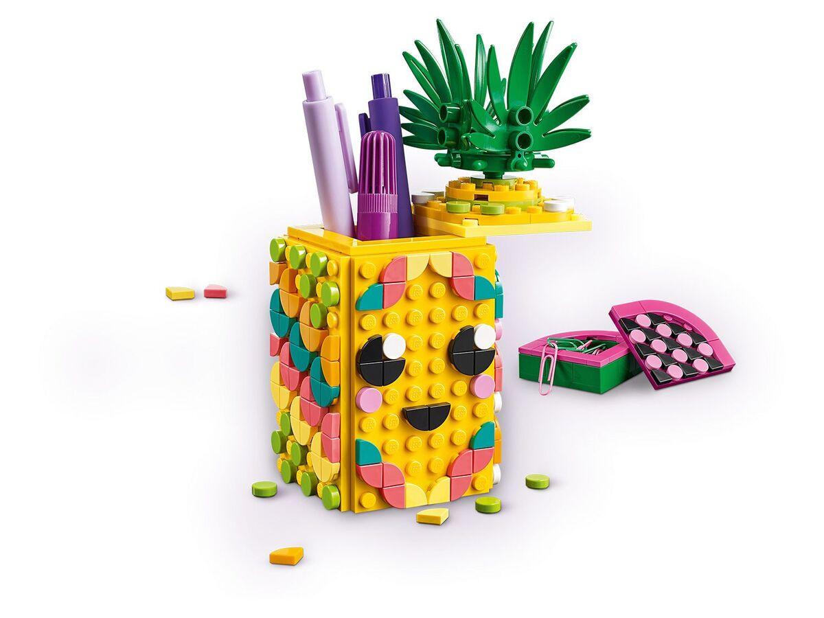 Bild 3 von LEGO® DOTs 41906 »Ananas Stiftehalter«