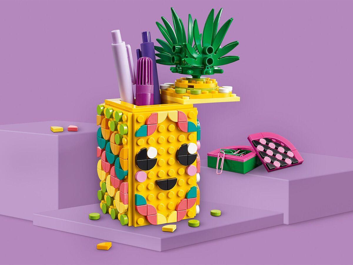 Bild 4 von LEGO® DOTs 41906 »Ananas Stiftehalter«