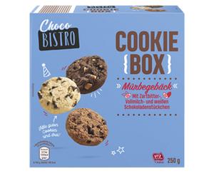 Choco BISTRO Cookie Box