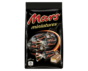 MARS®/SNICKERS®/TWIX®/BOUNTY®