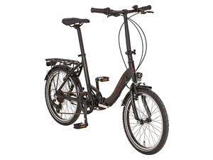 Prophete Faltrad Citybike »Urbanicer 20.BSU.10«, 20 Zoll, Klapprad