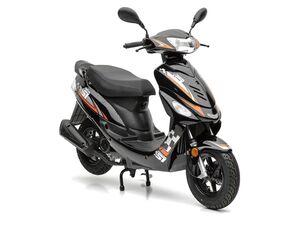 Nova Motors Motorroller »Energy«, Viertaktmotor, 49 ccm,  Euro 4