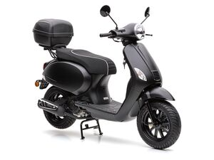 Nova Motors Motorroller »Estate«, 125 ccm, 82 km/h, Euro 4, mit Topcase