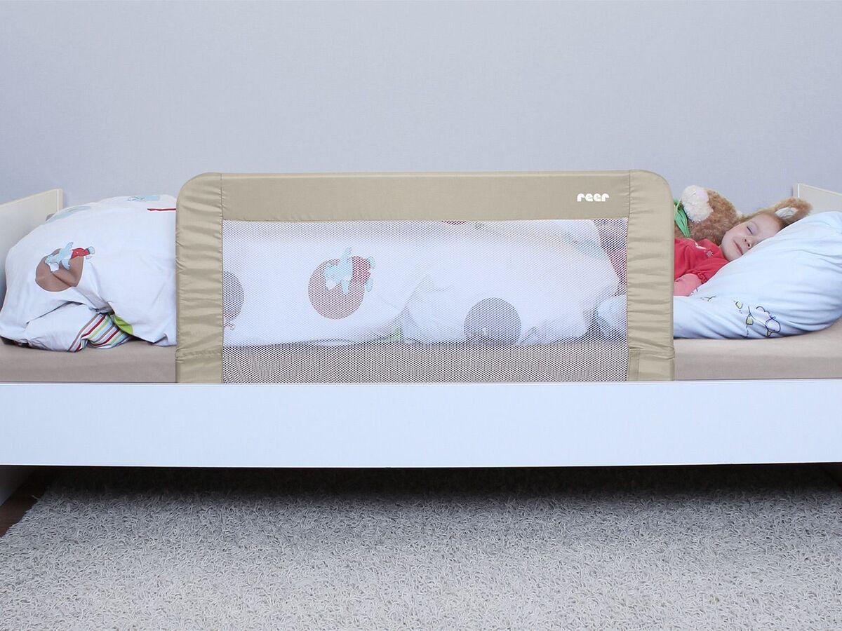 Bild 3 von Reer Sleep'n Keep XL Bettgitter, Farbe Sandbeige