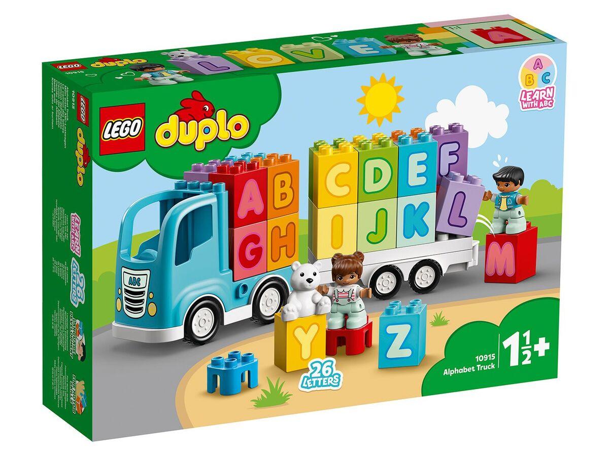 Bild 1 von LEGO® DUPLO® 10915 »Mein erster ABC-Lastwagen«