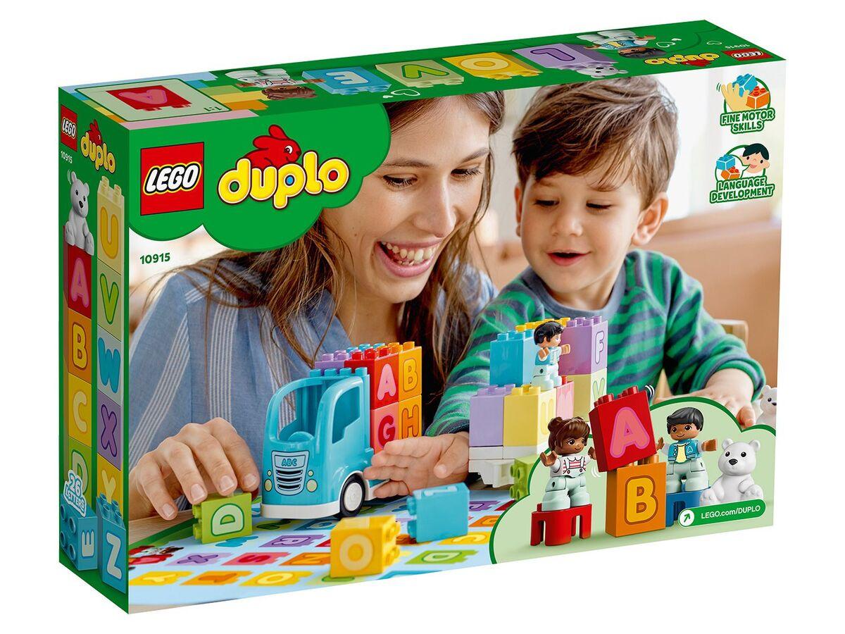Bild 2 von LEGO® DUPLO® 10915 »Mein erster ABC-Lastwagen«