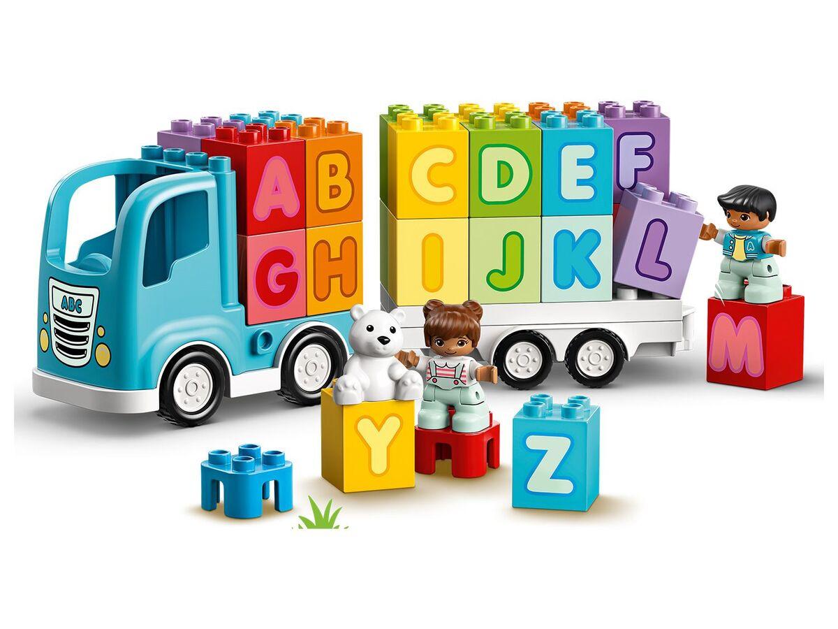 Bild 3 von LEGO® DUPLO® 10915 »Mein erster ABC-Lastwagen«