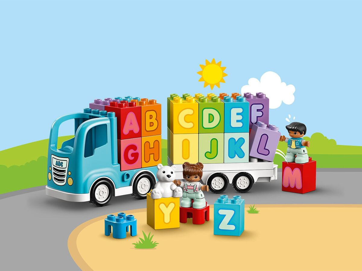 Bild 4 von LEGO® DUPLO® 10915 »Mein erster ABC-Lastwagen«