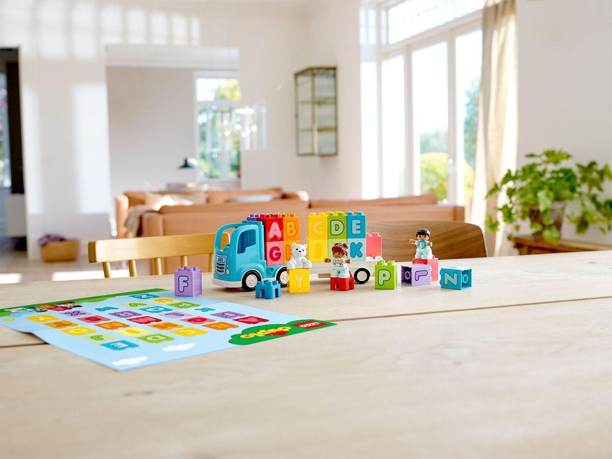 Bild 5 von LEGO® DUPLO® 10915 »Mein erster ABC-Lastwagen«