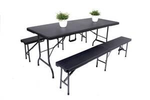 """Gartenmöbel Tisch-Set """"Ventana"""" Garden Pleasure"""