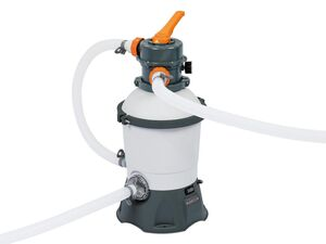 Bestway Flowclear™ Sandfilteranlage, 3.028 l/h, mit Chemikaliendosierer