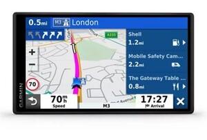 Garmin Navi Drive Smart 65 EU MT-D ,  17,7 cm (6,95 Zoll), 46 Länder