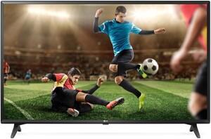 LG LED TV 43UM7050 ,  108 cm (43 Zoll), UHD, WLAN, Triple Tuner