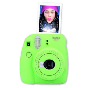 Instax mini 9, lime green