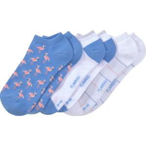 3 Paar Damen Sneaker-Socken im Set