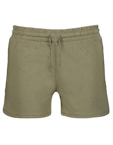 Damen Shorts mit gerafftem Bund