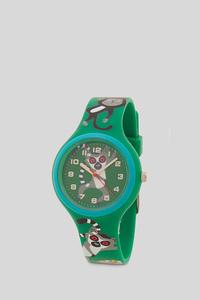 C&A Armbanduhr, Grün, Größe: 1 size