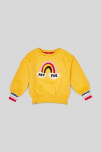 C&A Sweatshirt, Gelb, Größe: 140
