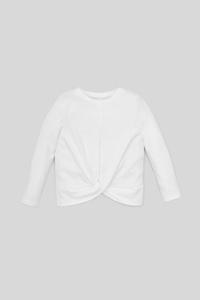 C&A Sweatshirt, Weiß, Größe: 128