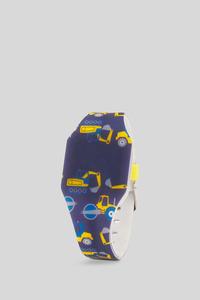 C&A Armbanduhr, Blau, Größe: 1 size