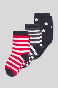 Baby-Socken - 3 Paar