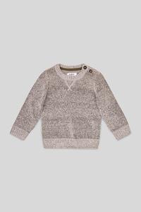 C&A Baby-Pullover, Grau, Größe: 98