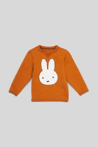 C&A Miffy-Baby-Sweatshirt, Braun, Größe: 92