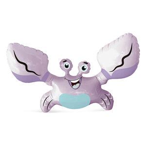 Deko-Schwimmtier Krabbe, L:25cm, rosa