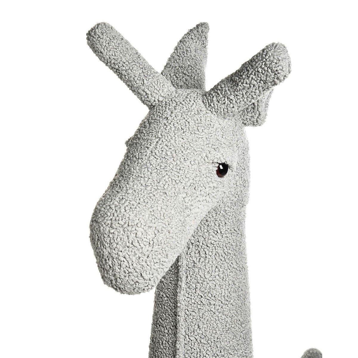 Bild 4 von Hocker Giraffe, 75x35x128cm, hellgrau