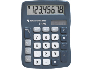 TEXAS TI 1726 Grundrechner
