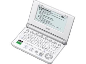 CASIO EW-G 200 elektronisches Wörterbuch Übersetzer / Elektronisches Wörterbuch