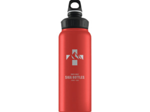 SIGG 8744.90 Mountain Trinkflasche in Rot