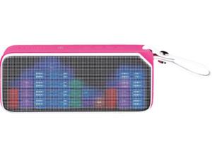 LENCO BT-191 Bluetooth Lautsprecher,  Pink