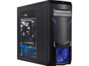 CAPTIVA I47-940 Gaming PC mit Core™ i5, 120 GB, GeForce® RTX™ 2060 und 8 GB RAM
