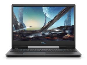 DELL G5 5590 Gaming Notebook mit Core™ i5, 8 GB RAM, 1 TB & GeForce® GTX 1050 Ti in Schwarz, Weiß