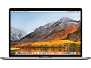 APPLE MacBook Pro MV912D/A-163051 mit britischer Tastatur Notebook mit Core i9, 32 GB RAM, 512 GB & Radeon™ Pro 560X in Space Grau