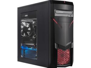 CAPTIVA R51-450 Gaming PC mit Ryzen 5, 240 GB, Palit GTX1660Ti 6GB und 16 GB RAM