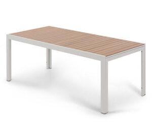 Ausziehbarer Gartentisch, ca. 2–3 m