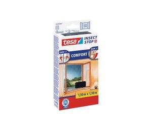 tesa® Insect Stop Fliegengitter »COMFORT« für Fenster, ca. 1,3 x 1,3 m