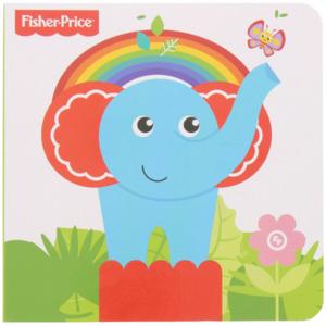 Fisher Price Pappbilderbuch