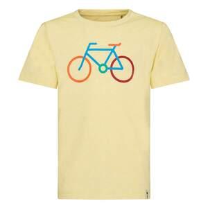 FRILUFTS BITONTO PRINTED T-SHIRT Kinder - T-Shirt